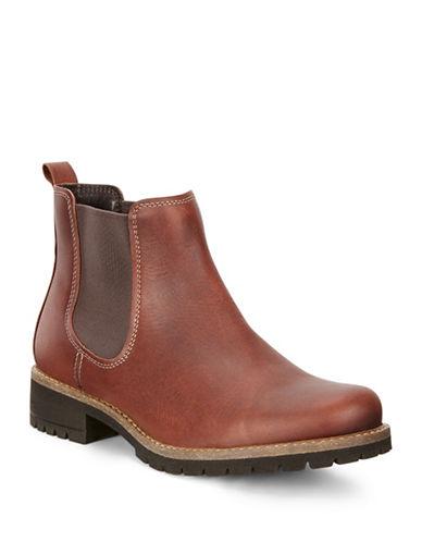 Ecco Elaine Chelsea Boots-COGNAC-EUR 39/US 9
