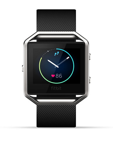 Fitbit Blaze Smart Fitness Watch-BLACK-Large
