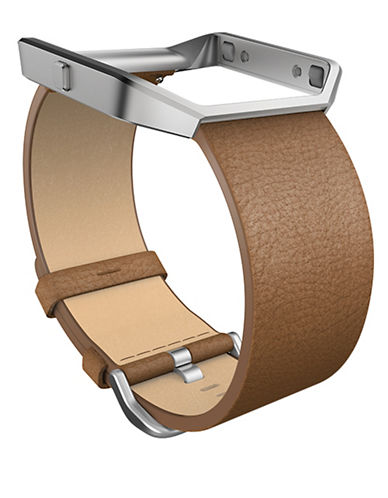 Fitbit Blaze Accessory Band-CAMEL-Small