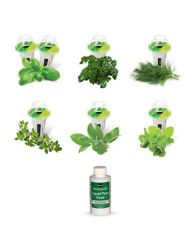 Aerogrow International Inc AeroGarden Gourmet Herbs Seed 6-Pod Refill Kit-NO COLOUR-One Size