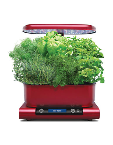 Aerogrow International Inc Aerogarden Harvest with Gourmet Herbs Seed Pod Kit-RED-One Size