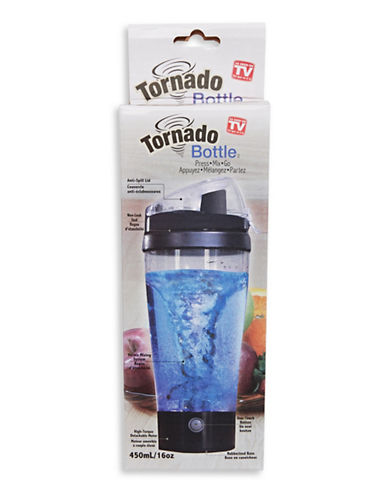 As Seen On Tv Tornado Bottle-CLEAR-One Size