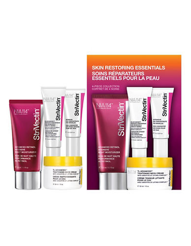 Strivectin Skin Restoring Essentials Four-Piece Set-NO COLOUR-One Size