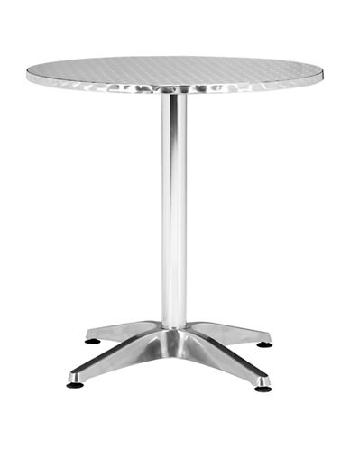 Zuo Modern Christabel Round Table-SILVER-One Size