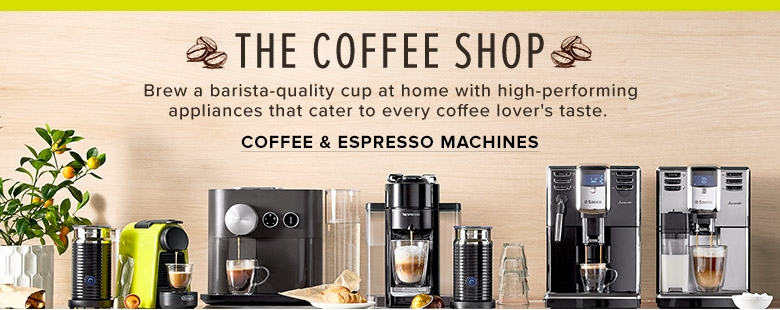 Coffee Makers @ Hudson's Bay