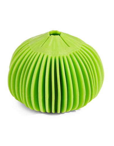 Kitchen Basics Silicone Garlic Peeler-GREEN-One Size