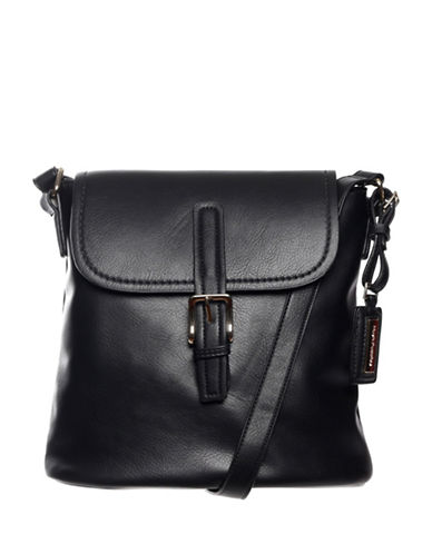 Hush Puppies Fannie Crossbody Bag-BLACK-One Size