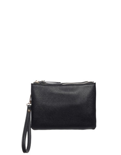 La Diva Pacha Crossbody Bag-BLACK-One Size