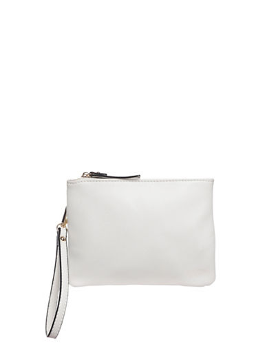 La Diva Pacha Crossbody Bag-WHITE-One Size