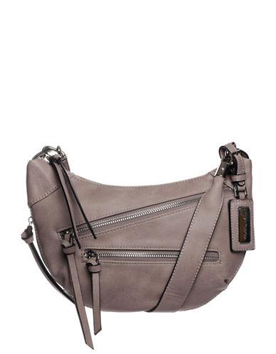 Hush Puppies Bett Crossbody Bag-STONE-One Size
