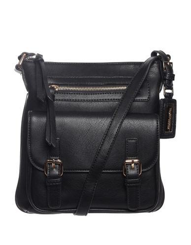 Hush Puppies Maisie Crossbody Bag-BLACK-One Size