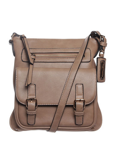 Hush Puppies Maisie Crossbody Bag-SAND-One Size