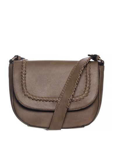 La Diva Piper Crossbody Bag-TAUPE-One Size