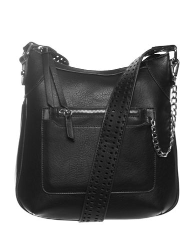 La Diva Rory Crossbody Bag-BLACK-One Size