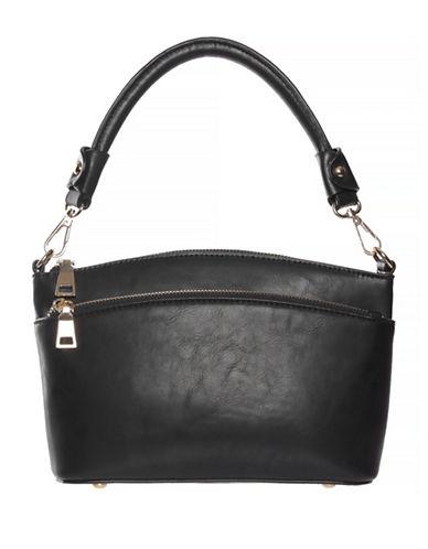 La Diva Millie Small Shoulder Bag-BLACK-One Size