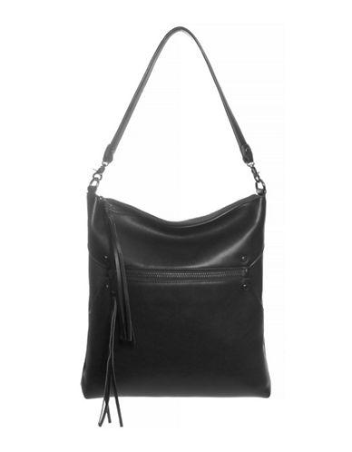 La Diva Austin Crossbody Bag-BLACK-One Size