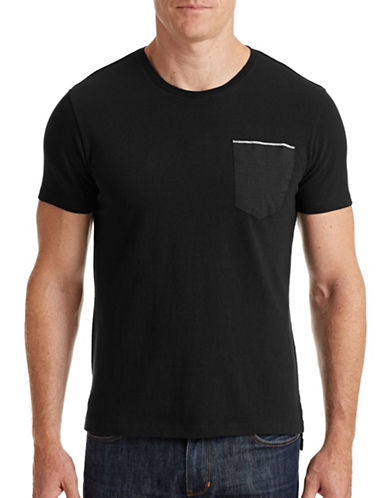 Bespoken Selvedge Pocket T-Shirt-BLACK-X-Large 87435129_BLACK_X-Large