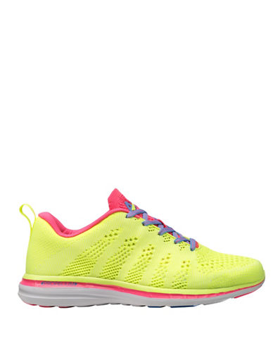 Apl TechLoom Pro Running Shoes-LIME-7 88192472_LIME_7