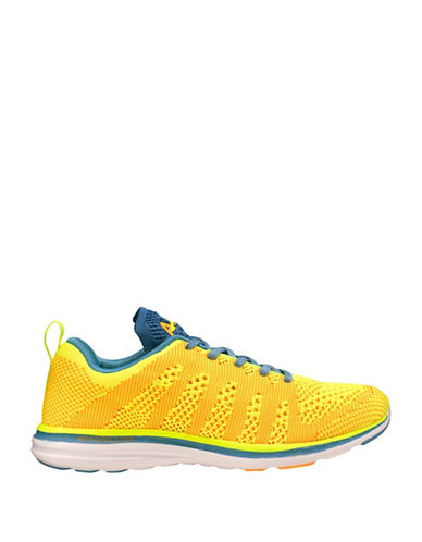 Apl TechLoom Pro Running Shoes-YELLOW-7 88192557_YELLOW_7