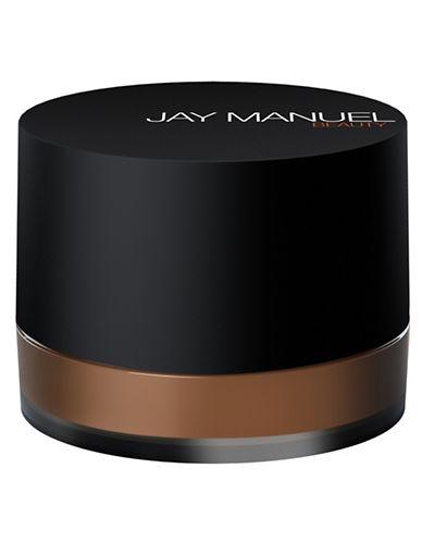 Jay Manuel Powder-Cream Foundation-MEDIUM BROWN-One Size
