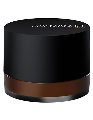 Jay Manuel Powder-Cream Foundation-DEEP BROWN-One Size