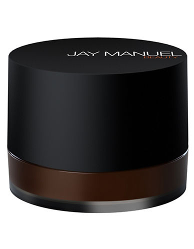 Jay Manuel Powder-Cream Foundation-DEEP EBONY BROWN-One Size