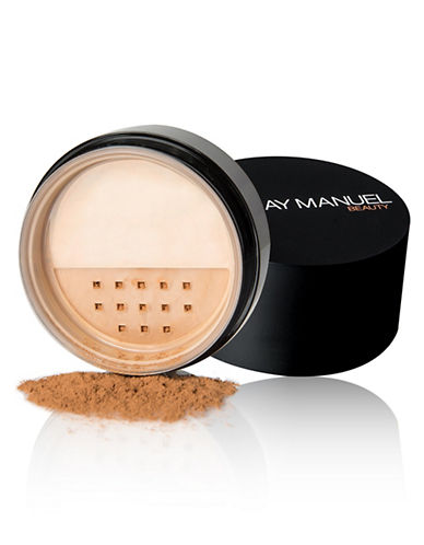 Jay Manuel Luxe Loose Powder-DEEP-One Size
