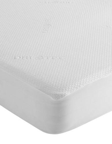 Careactive Waterproof Mattress Protector Flannelettevinyl Twin