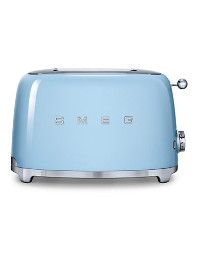 Smeg 2-Slice Toaster-PASTEL BLUE-One Size