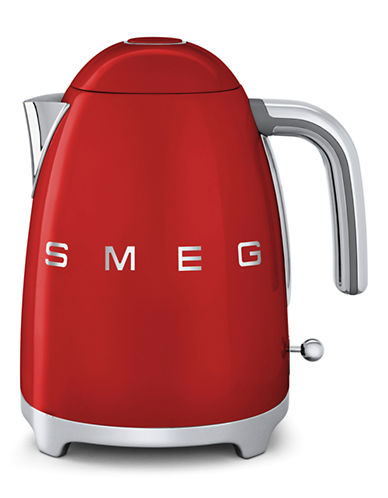 Smeg 1.7L Kettle-RED-One Size