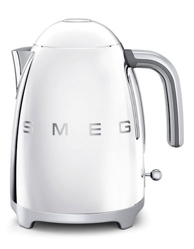 Smeg 1.7L Kettle-SILVER-One Size