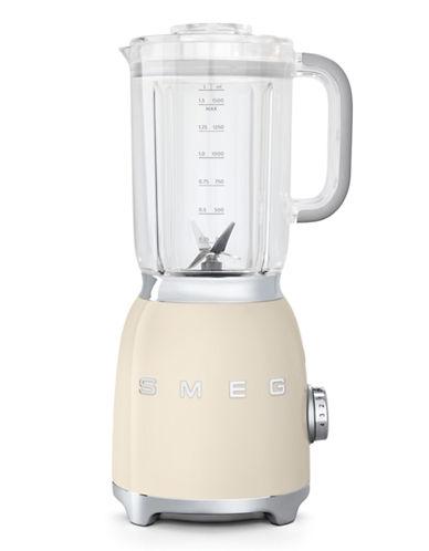 Smeg Retro 50s-Style Blender-CREAM-One Size