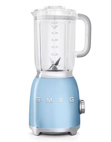 Smeg Retro 50s-Style Blender-PASTEL BLUE-One Size