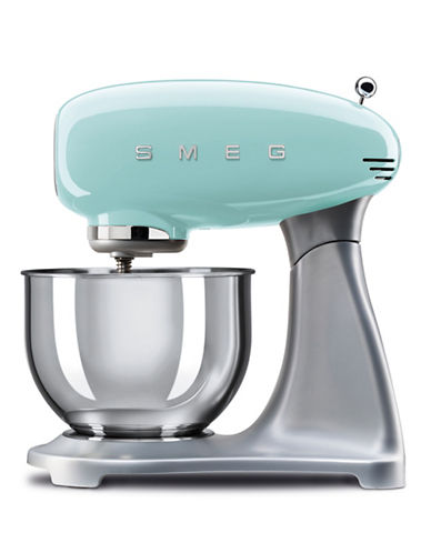 Smeg Stand Mixer-PASTEL GREEN-One Size
