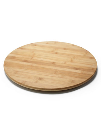 Core Home Bamboo Round Lazy Susan-NATURAL-One Size