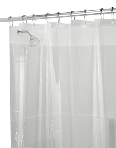 Distinctly Home Gauge Peva Shower Curtain Liner-CLEAR-One Size