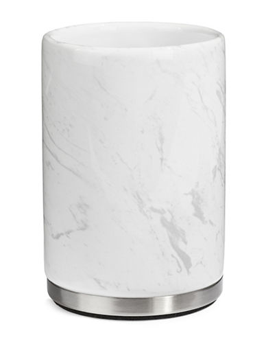 Distinctly Home Ceramic Marble Tumbler-MARBLE-One Size