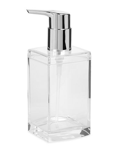 Distinctly Home Clear Lotion Dispenser-CLEAR-One Size