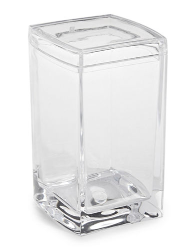 Distinctly Home Clear Cotton Ball Jar-CLEAR-One Size