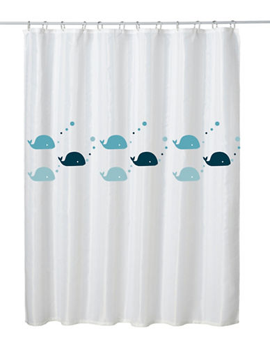Whales Shower Curtain