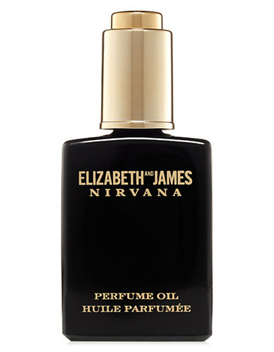 Elizabeth And James Nirvana Black Pure Perfume Oil-0-14 ml