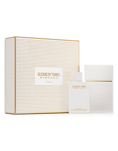 Dolce & Gabbana Nirvana White Holiday Two-Piece Gift Set-NO COLOR-One Size