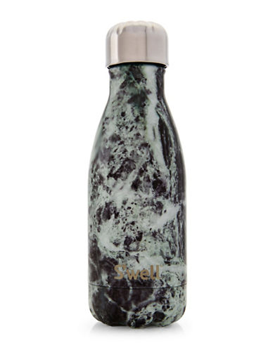 SWell Baltic Marble Stainless Steel Water Bottle-GREEN-One Size