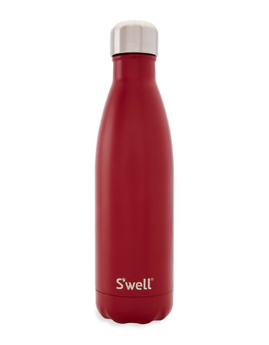 SWell Crimson Stainless Steel Bottle-RED-One Size