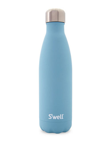 SWell Quartz Double-Wall Bottle-AQUAMARINE-One Size