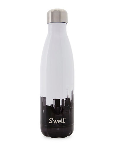 SWell Destination New York Double-Wall Bottle-NEW YORK-One Size