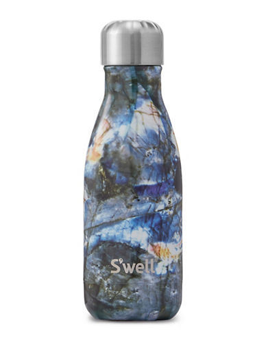 SWell Labradorite Stainless Steel Bottle-BLUE-One Size