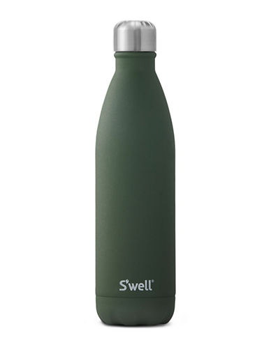 SWell Quartz Jasper Bottle 750ml-GREEN-One Size