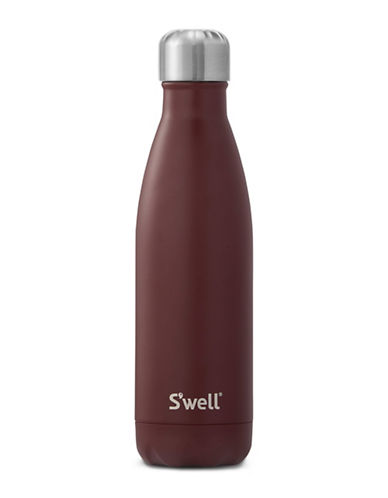 SWell Satin Bordeaux Bottle 500ml-RED-One Size