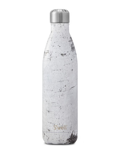 SWell Birch Stainless Steel Bottle-WHITE-One Size